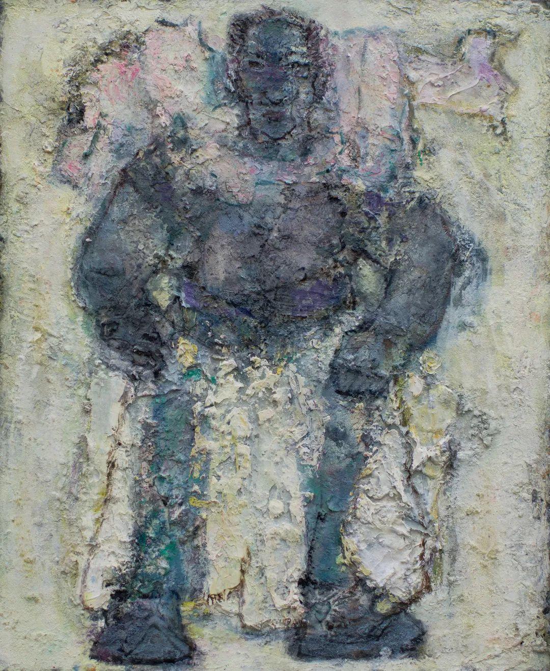 身边的名家|砂金的油画写生 第13张 身边的名家|砂金的油画写生 蒙古画廊