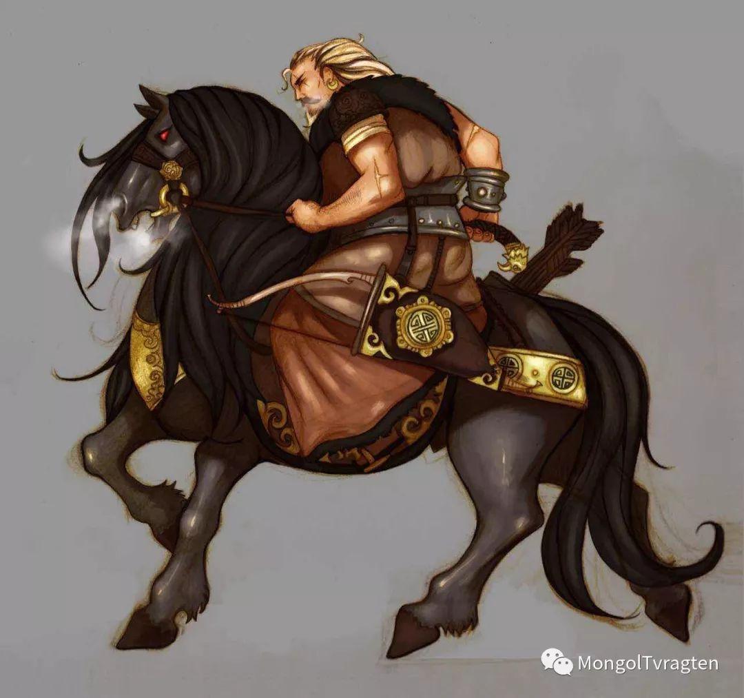 蒙古族插图画家--海日瀚ᠮᠣᠩᠭᠣᠯ ᠵᠢᠷᠣᠭᠠᠴᠢ- ᠬᠠᠢᠷᠬᠠᠨ 第4张 蒙古族插图画家--海日瀚ᠮᠣᠩᠭᠣᠯ ᠵᠢᠷᠣᠭᠠᠴᠢ- ᠬᠠᠢᠷᠬᠠᠨ 蒙古画廊