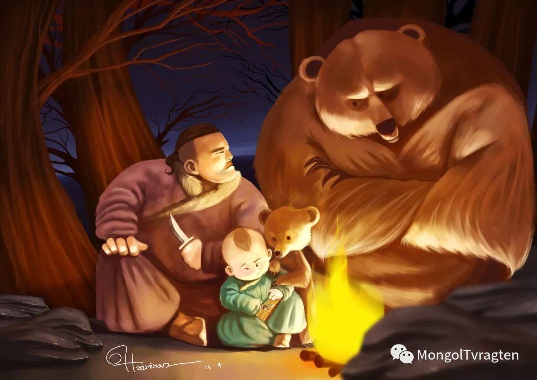 蒙古族插图画家--海日瀚ᠮᠣᠩᠭᠣᠯ ᠵᠢᠷᠣᠭᠠᠴᠢ- ᠬᠠᠢᠷᠬᠠᠨ 第14张 蒙古族插图画家--海日瀚ᠮᠣᠩᠭᠣᠯ ᠵᠢᠷᠣᠭᠠᠴᠢ- ᠬᠠᠢᠷᠬᠠᠨ 蒙古画廊