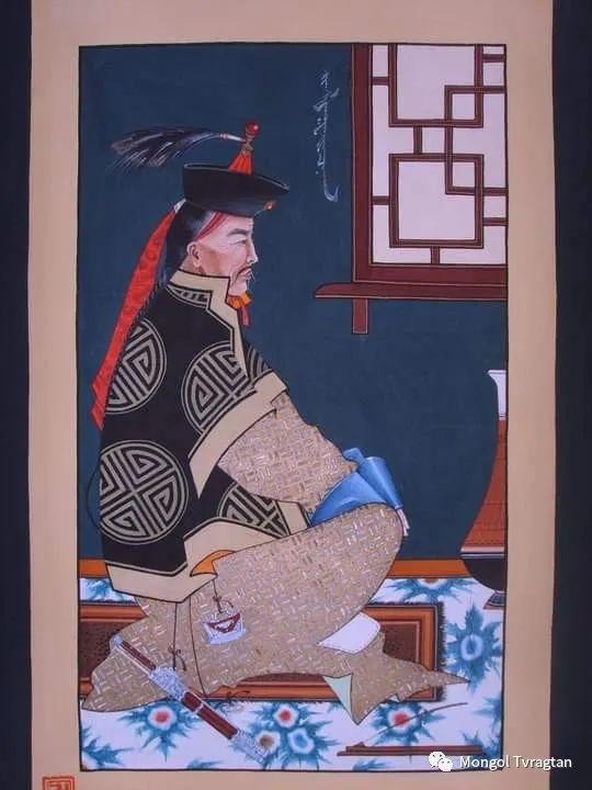 蒙古画家-- 拉哈仁亲 ᠤᠷᠠᠨ ᠵᠢᠷᠤᠭ-ᡀᠠᠭᠸᠠᠷᠢᠨᠴᠢᠨ 第16张