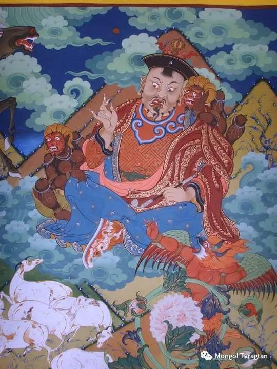 蒙古画家-- 拉哈仁亲 ᠤᠷᠠᠨ ᠵᠢᠷᠤᠭ-ᡀᠠᠭᠸᠠᠷᠢᠨᠴᠢᠨ 第18张
