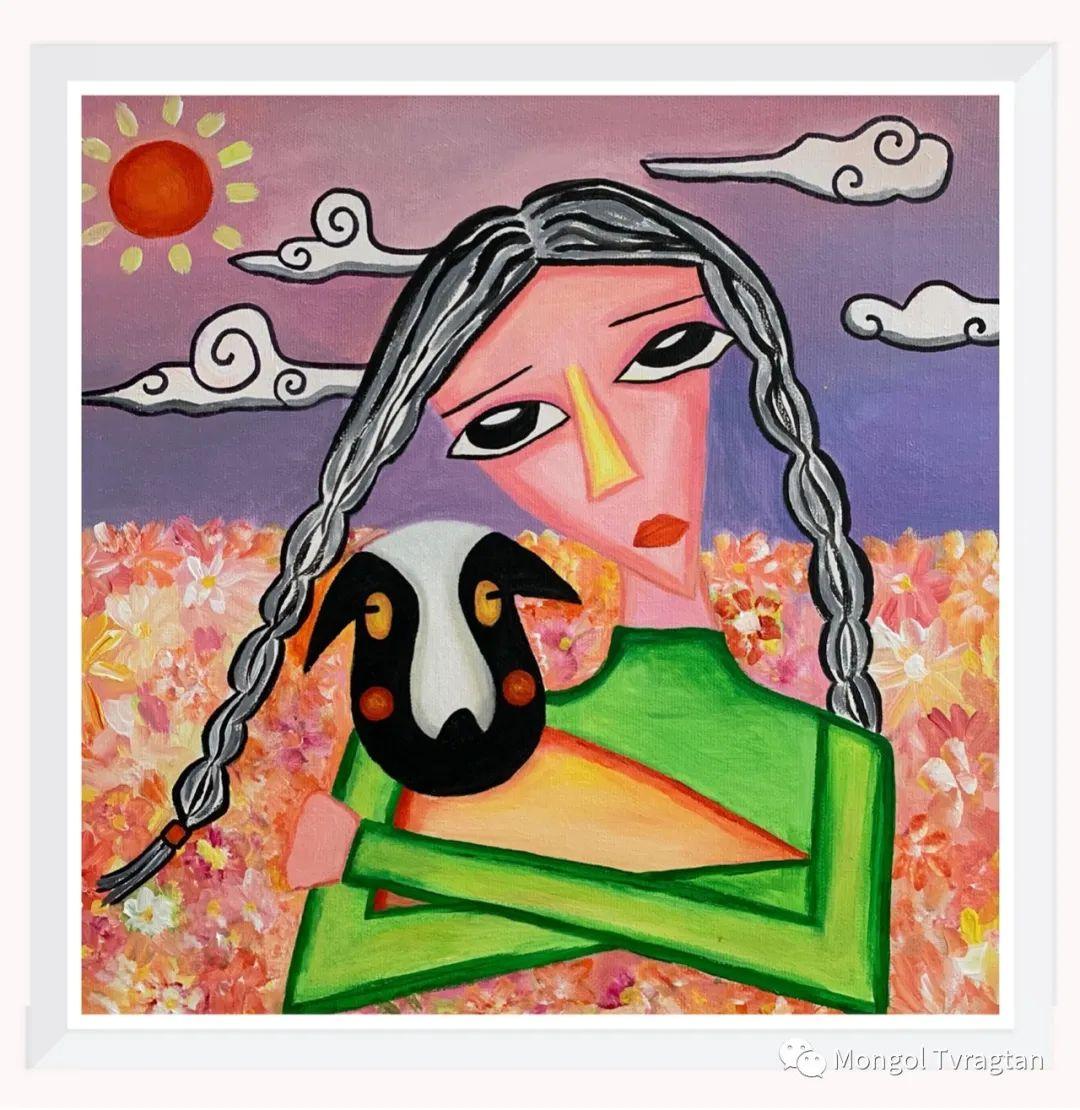 自由画家-苏雅,ᠣᠷᠠᠨ ᠵᠢᠷᠣᠭ-suyee 第1张 自由画家-苏雅,ᠣᠷᠠᠨ ᠵᠢᠷᠣᠭ-suyee 蒙古画廊