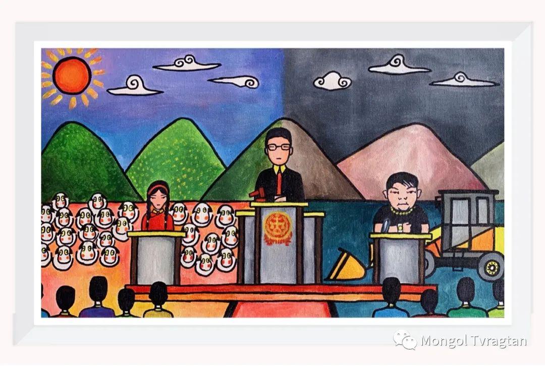 自由画家-苏雅,ᠣᠷᠠᠨ ᠵᠢᠷᠣᠭ-suyee 第2张 自由画家-苏雅,ᠣᠷᠠᠨ ᠵᠢᠷᠣᠭ-suyee 蒙古画廊