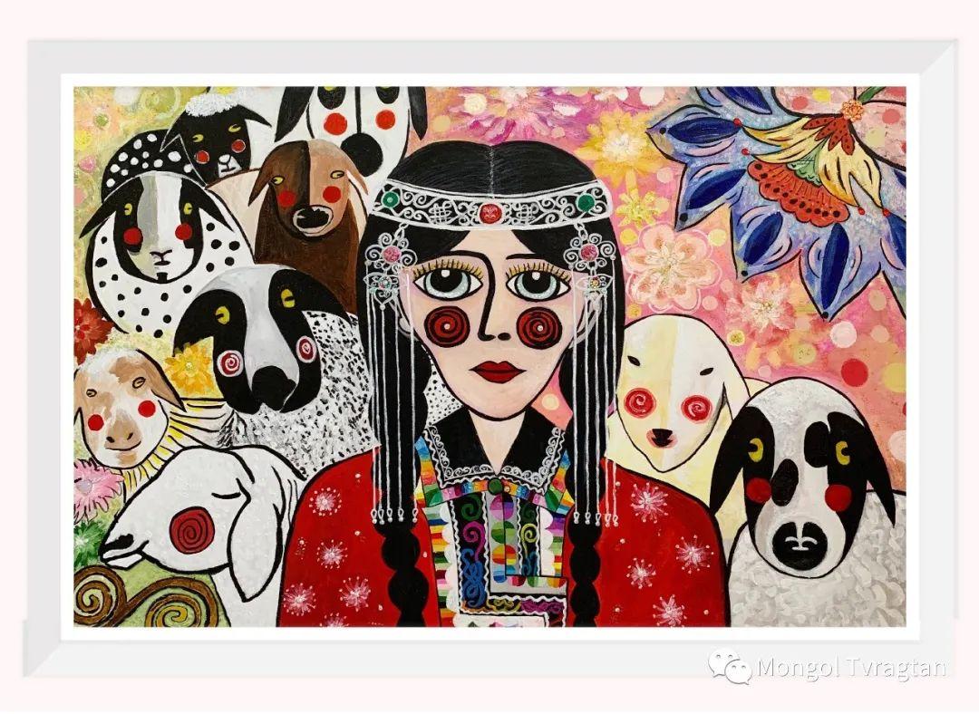 自由画家-苏雅,ᠣᠷᠠᠨ ᠵᠢᠷᠣᠭ-suyee 第3张 自由画家-苏雅,ᠣᠷᠠᠨ ᠵᠢᠷᠣᠭ-suyee 蒙古画廊