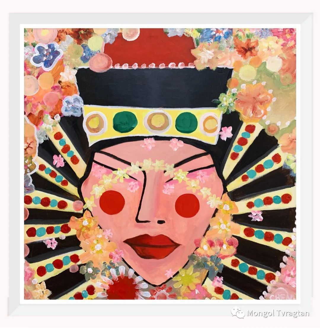 自由画家-苏雅,ᠣᠷᠠᠨ ᠵᠢᠷᠣᠭ-suyee 第4张 自由画家-苏雅,ᠣᠷᠠᠨ ᠵᠢᠷᠣᠭ-suyee 蒙古画廊