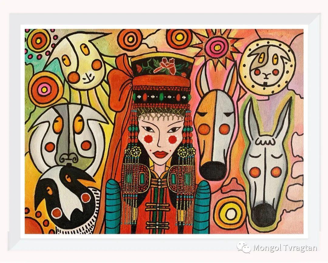 自由画家-苏雅,ᠣᠷᠠᠨ ᠵᠢᠷᠣᠭ-suyee 第5张 自由画家-苏雅,ᠣᠷᠠᠨ ᠵᠢᠷᠣᠭ-suyee 蒙古画廊