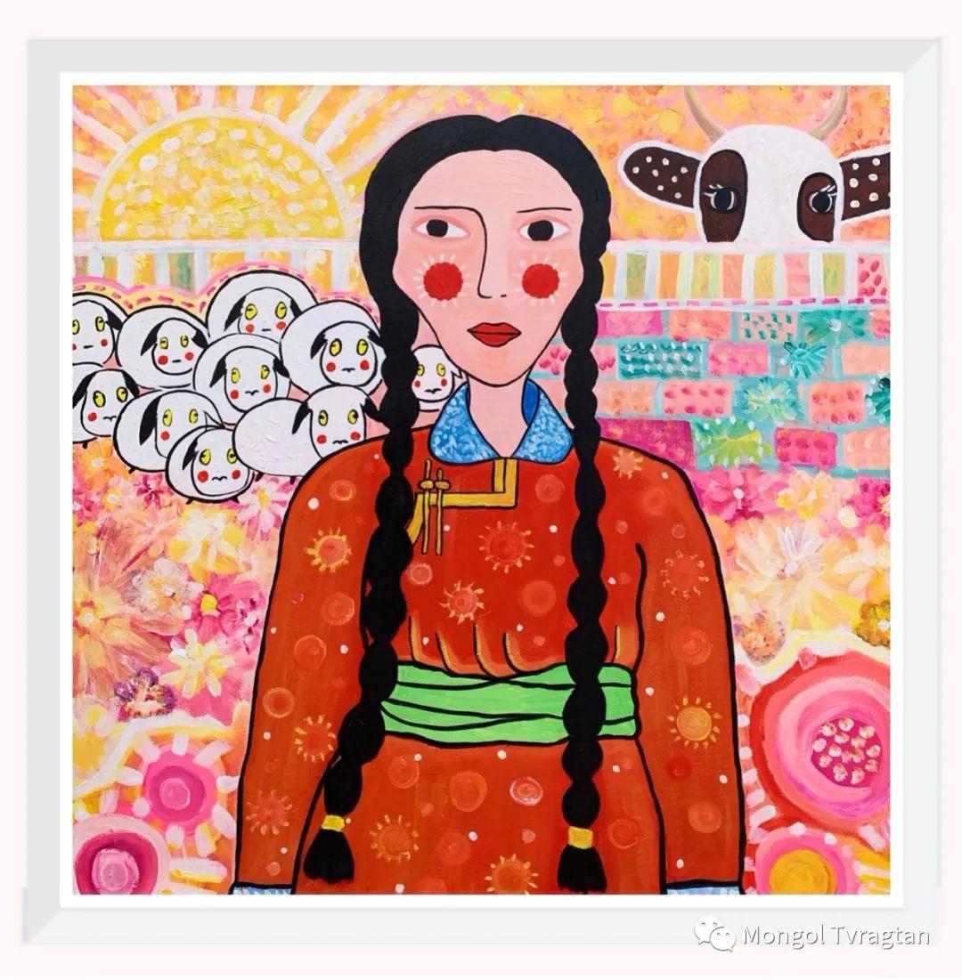自由画家-苏雅,ᠣᠷᠠᠨ ᠵᠢᠷᠣᠭ-suyee 第8张 自由画家-苏雅,ᠣᠷᠠᠨ ᠵᠢᠷᠣᠭ-suyee 蒙古画廊