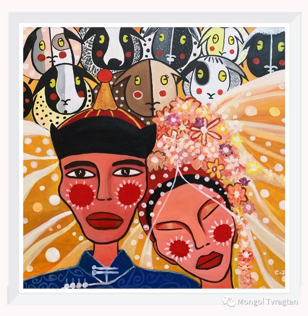 自由画家-苏雅,ᠣᠷᠠᠨ ᠵᠢᠷᠣᠭ-suyee 第7张 自由画家-苏雅,ᠣᠷᠠᠨ ᠵᠢᠷᠣᠭ-suyee 蒙古画廊