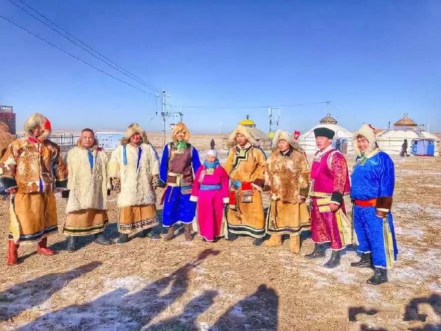 乌珠穆沁草原印记 第6张 乌珠穆沁草原印记 蒙古文化