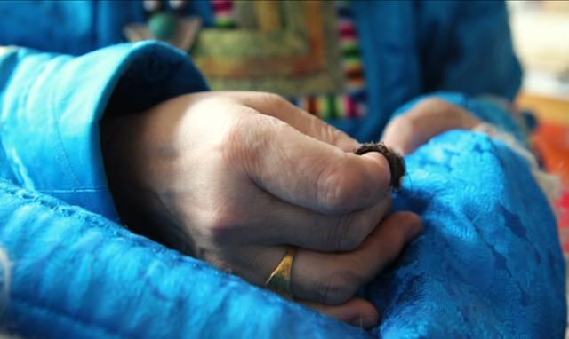 银色乌珠穆沁草原——绚丽的蒙古袍 第5张