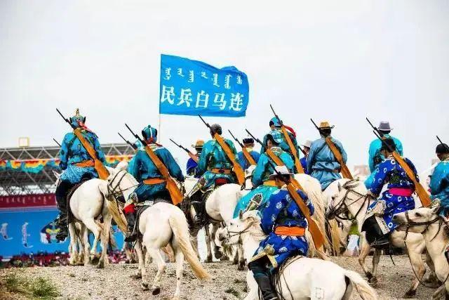 草原白马——乌珠穆沁的骄傲 第5张