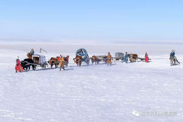 乌珠穆沁草原蒙古族搬家走场全过程 第1张 乌珠穆沁草原蒙古族搬家走场全过程 蒙古文化