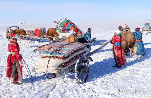 乌珠穆沁草原蒙古族搬家走场全过程 第6张 乌珠穆沁草原蒙古族搬家走场全过程 蒙古文化