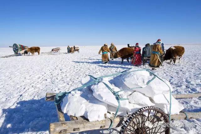 乌珠穆沁草原蒙古族搬家走场全过程 第5张 乌珠穆沁草原蒙古族搬家走场全过程 蒙古文化