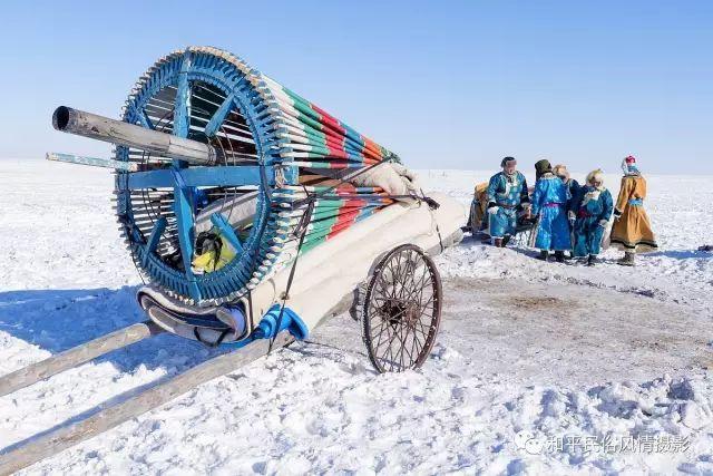 乌珠穆沁草原蒙古族搬家走场全过程 第9张 乌珠穆沁草原蒙古族搬家走场全过程 蒙古文化