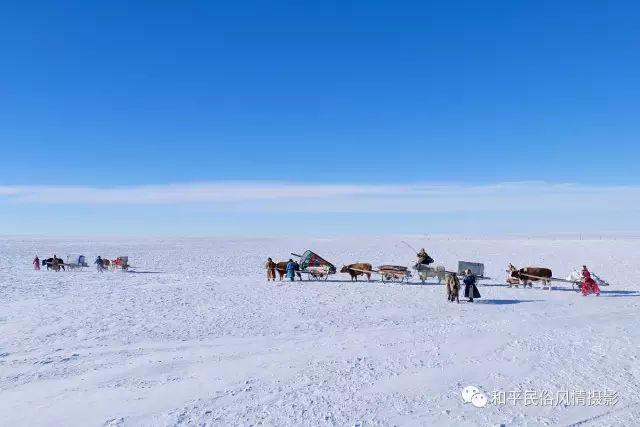 乌珠穆沁草原蒙古族搬家走场全过程 第15张 乌珠穆沁草原蒙古族搬家走场全过程 蒙古文化