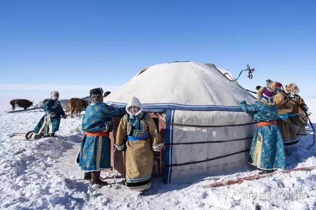 乌珠穆沁草原蒙古族搬家走场全过程 第18张 乌珠穆沁草原蒙古族搬家走场全过程 蒙古文化