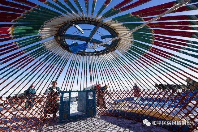 乌珠穆沁草原蒙古族搬家走场全过程 第19张 乌珠穆沁草原蒙古族搬家走场全过程 蒙古文化