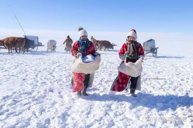 乌珠穆沁草原蒙古族搬家走场全过程 第27张 乌珠穆沁草原蒙古族搬家走场全过程 蒙古文化