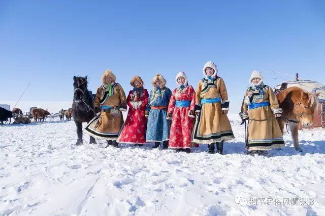 乌珠穆沁草原蒙古族搬家走场全过程 第29张 乌珠穆沁草原蒙古族搬家走场全过程 蒙古文化
