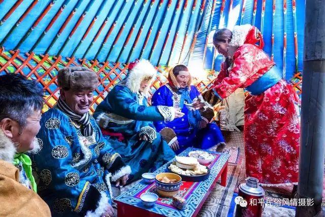 乌珠穆沁草原蒙古族搬家走场全过程 第30张 乌珠穆沁草原蒙古族搬家走场全过程 蒙古文化