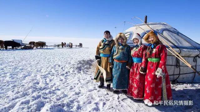 乌珠穆沁草原蒙古族搬家走场全过程 第33张 乌珠穆沁草原蒙古族搬家走场全过程 蒙古文化