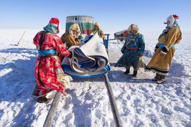 乌珠穆沁草原蒙古族搬家走场全过程 第35张 乌珠穆沁草原蒙古族搬家走场全过程 蒙古文化