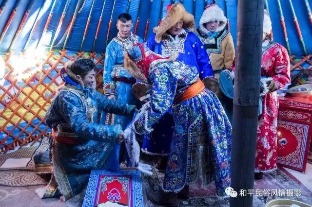 乌珠穆沁草原蒙古族搬家走场全过程 第37张 乌珠穆沁草原蒙古族搬家走场全过程 蒙古文化