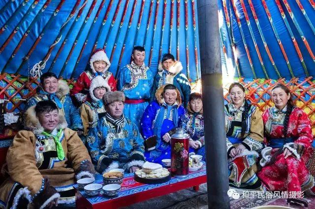 乌珠穆沁草原蒙古族搬家走场全过程 第39张 乌珠穆沁草原蒙古族搬家走场全过程 蒙古文化