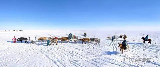 乌珠穆沁草原蒙古族搬家走场全过程 第43张 乌珠穆沁草原蒙古族搬家走场全过程 蒙古文化