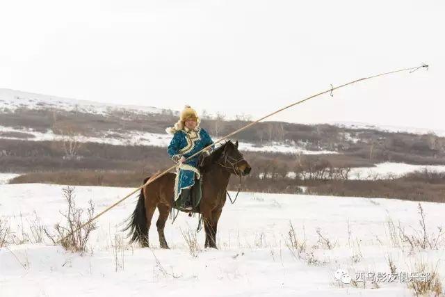 冬天的乌珠穆沁草原、美醉了 第2张 冬天的乌珠穆沁草原、美醉了 蒙古文化