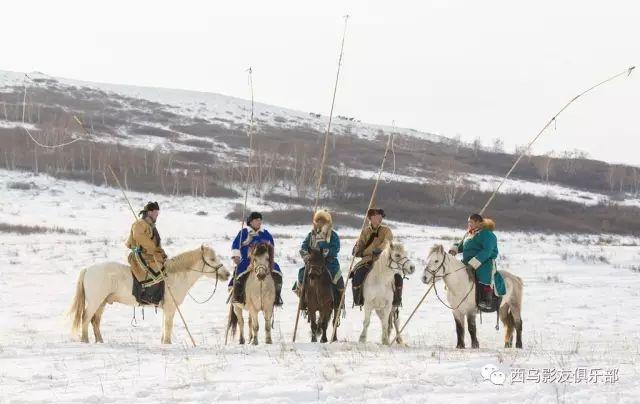 冬天的乌珠穆沁草原、美醉了 第3张 冬天的乌珠穆沁草原、美醉了 蒙古文化