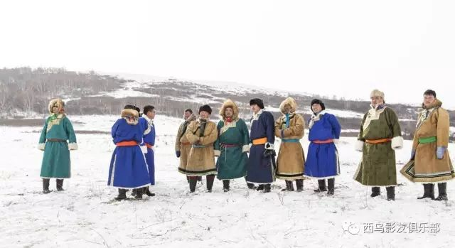 冬天的乌珠穆沁草原、美醉了 第12张 冬天的乌珠穆沁草原、美醉了 蒙古文化