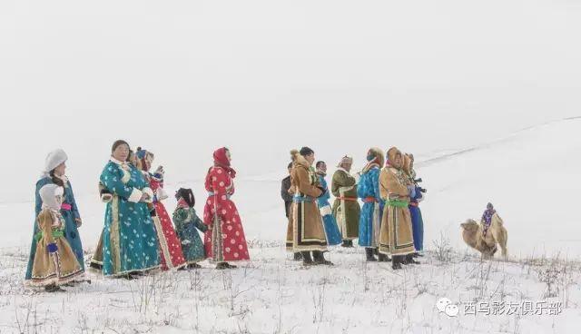 冬天的乌珠穆沁草原、美醉了 第18张 冬天的乌珠穆沁草原、美醉了 蒙古文化