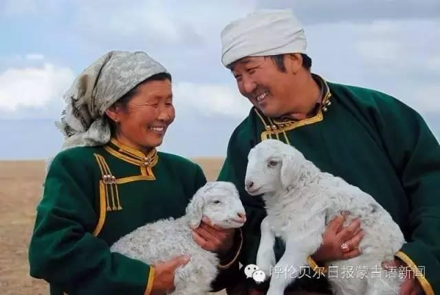 乌珠穆沁草原上的巴尔虎人(蒙古文 ) 第8张 乌珠穆沁草原上的巴尔虎人(蒙古文 ) 蒙古文化