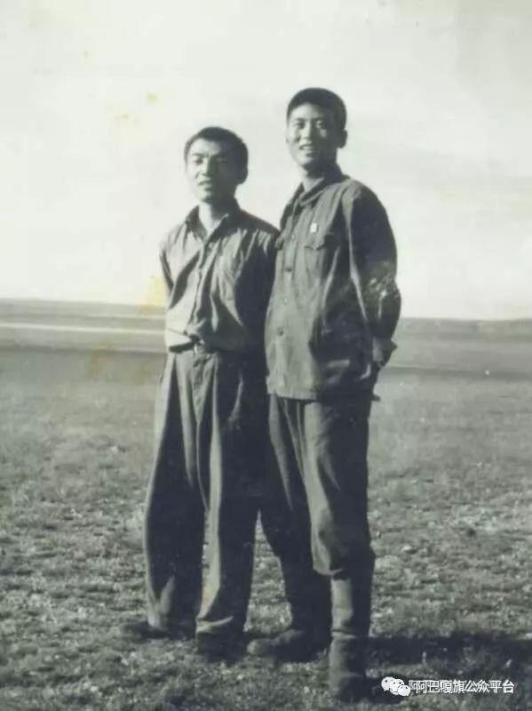 【曾经的阿巴嘎旗人】历史的瞬间 第1张 【曾经的阿巴嘎旗人】历史的瞬间 蒙古文化