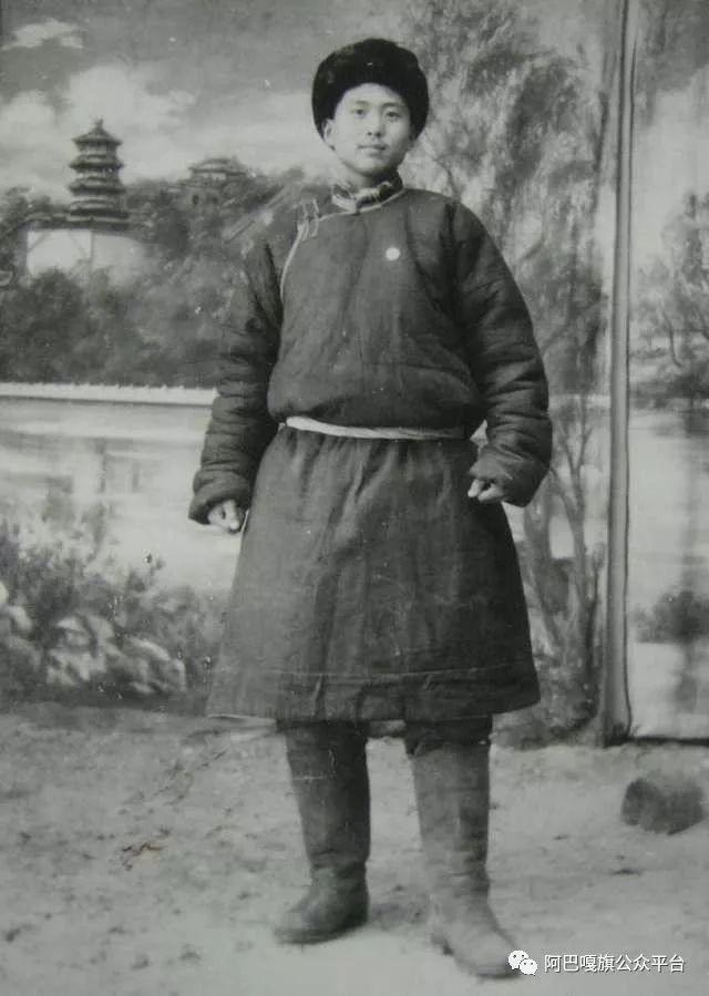 【曾经的阿巴嘎旗人】历史的瞬间 第2张 【曾经的阿巴嘎旗人】历史的瞬间 蒙古文化
