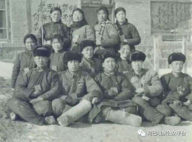 【曾经的阿巴嘎旗人】历史的瞬间 第6张 【曾经的阿巴嘎旗人】历史的瞬间 蒙古文化