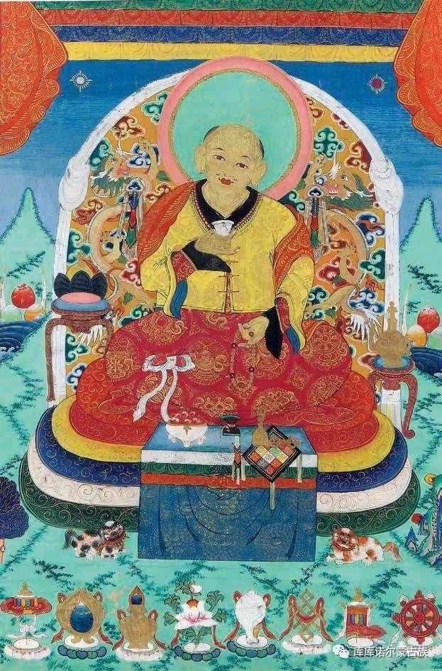 蒙古族藏文佛教历史著作及其特征 第13张 蒙古族藏文佛教历史著作及其特征 蒙古文化