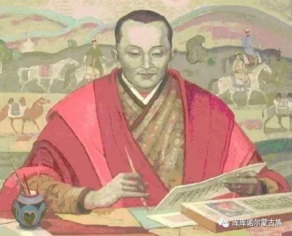 蒙古族藏文佛教历史著作及其特征 第15张 蒙古族藏文佛教历史著作及其特征 蒙古文化