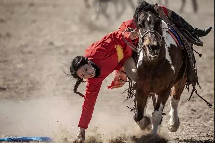 """阿巴嘎""""阿都沁""""马文化那达慕:马背上的文化传承(组图) 第40张"""