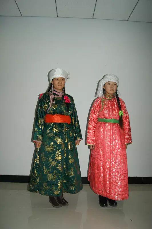 【非遗家园】【民俗】阿巴嘎传统服饰——列入第五批自治区级非物质文化遗产名录 第5张