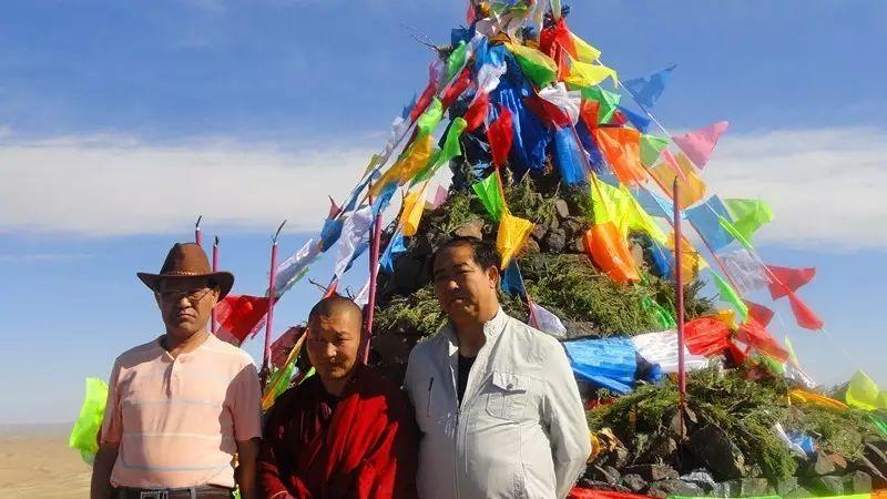 一心致力于乌拉特敖包文化 第4张 一心致力于乌拉特敖包文化 蒙古文化