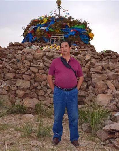 一心致力于乌拉特敖包文化 第12张 一心致力于乌拉特敖包文化 蒙古文化