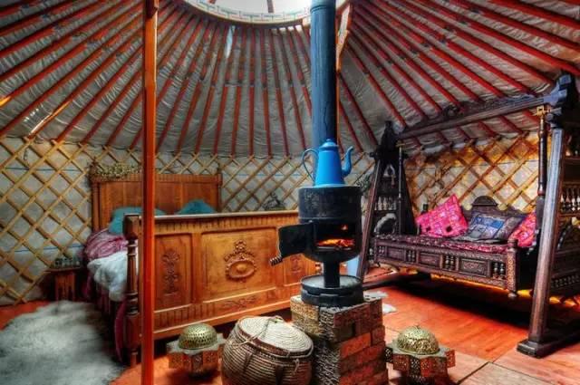 这样的蒙古包,我想住一辈子... 第11张