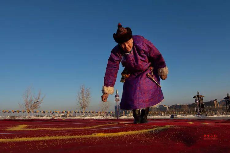 蒙古族祭火流淌出来的年味 第9张 蒙古族祭火流淌出来的年味 蒙古文化