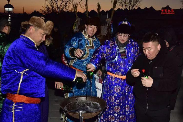 蒙古族祭火流淌出来的年味 第23张 蒙古族祭火流淌出来的年味 蒙古文化