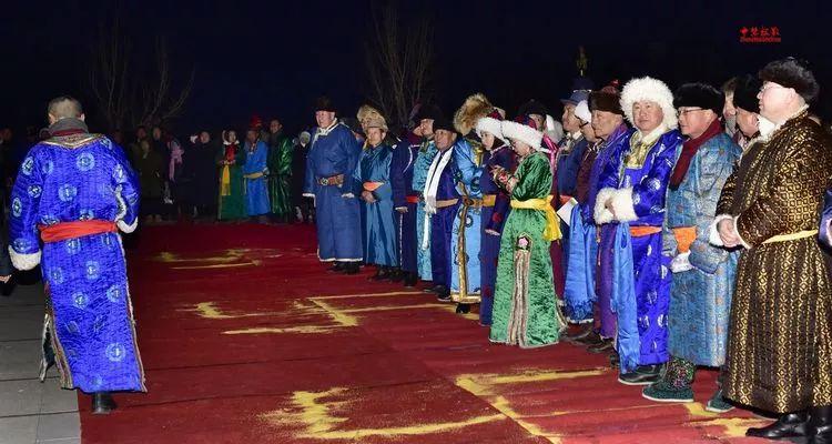蒙古族祭火流淌出来的年味 第26张 蒙古族祭火流淌出来的年味 蒙古文化