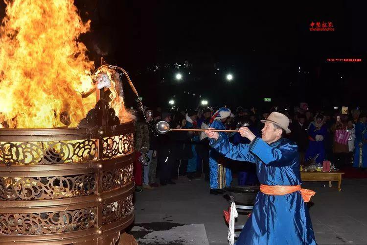 蒙古族祭火流淌出来的年味 第31张 蒙古族祭火流淌出来的年味 蒙古文化