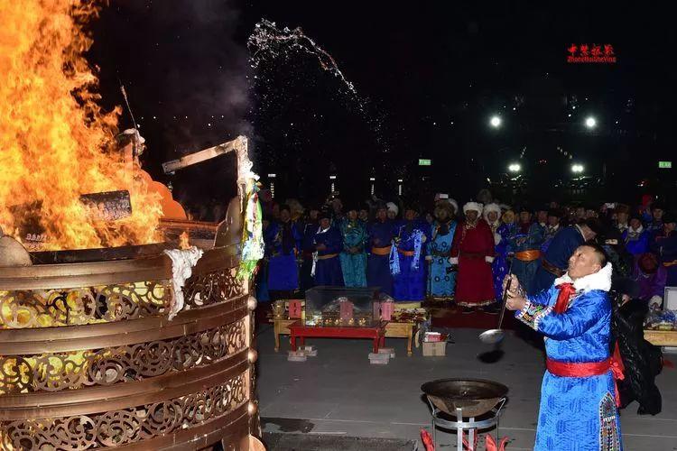 蒙古族祭火流淌出来的年味 第32张 蒙古族祭火流淌出来的年味 蒙古文化